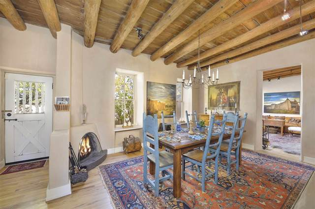 424 Acequia Madre Unit 16, Santa Fe, NM 87505 (MLS #201905145) :: The Very Best of Santa Fe