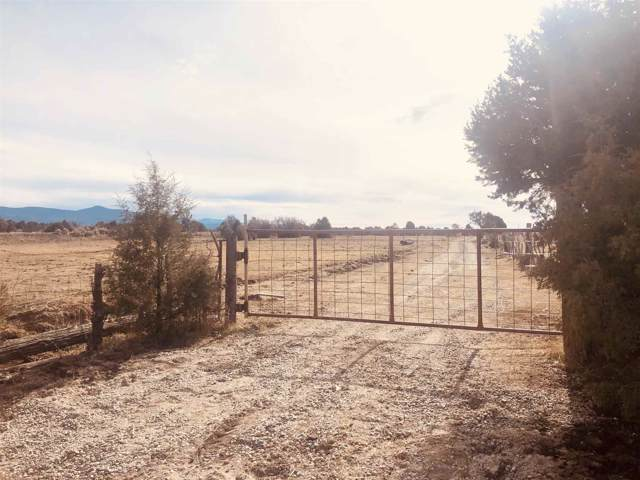 Parcel 5 County Rd 77, Truchas, NM 87578 (MLS #201905148) :: The Desmond Hamilton Group
