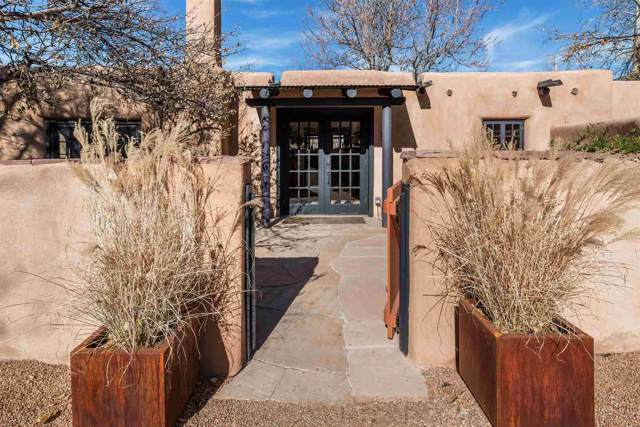 870 E Alameda Street, Santa Fe, NM 87501 (MLS #201905151) :: The Very Best of Santa Fe