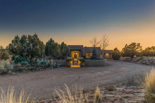 40 Tierra Grande, Santa Fe, NM 87506 (MLS #201905160) :: The Desmond Group
