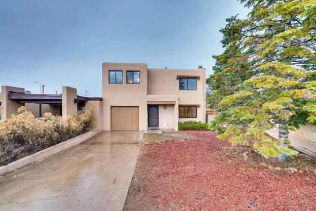 2700 Plazuela Serena, Santa Fe, NM 87505 (MLS #201905207) :: The Desmond Group