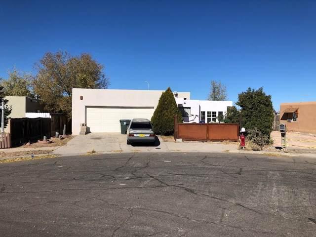 1205 Calle La Mirada, Santa Fe, NM 87507 (MLS #201905222) :: The Desmond Group