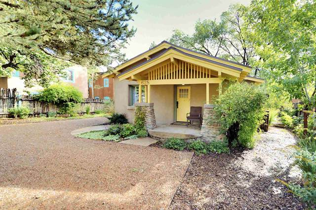 628 E Palace Ave, Santa Fe, NM 87501 (MLS #201905252) :: The Desmond Group