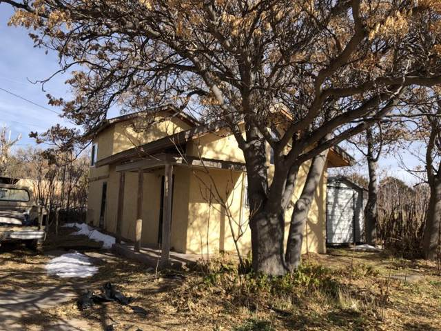 350 County Rd 101, Chimayo, NM 87522 (MLS #201905278) :: The Very Best of Santa Fe