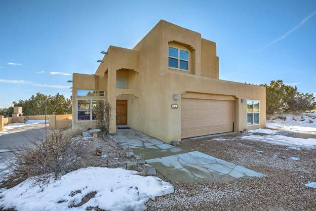 32 Camino Dimitrio, Santa Fe, NM 87508 (MLS #201905289) :: The Desmond Group