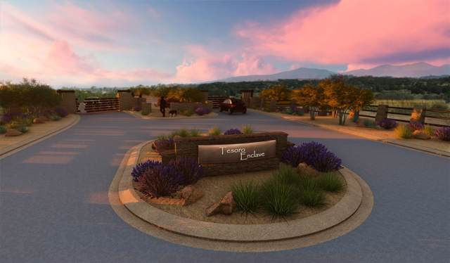 15 Camino Alazan (Lot 104, Tesoro Enclave), Santa Fe, NM 87506 (MLS #201905295) :: The Very Best of Santa Fe