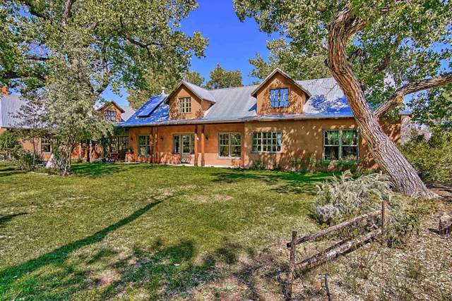 239 Bosque Acres Road, Corrales, NM 87048 (MLS #201905297) :: The Desmond Group