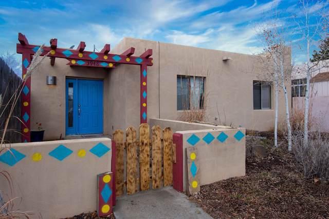 3948 Paseo Del Sol, Santa Fe, NM 87507 (MLS #201905305) :: Berkshire Hathaway HomeServices Santa Fe Real Estate