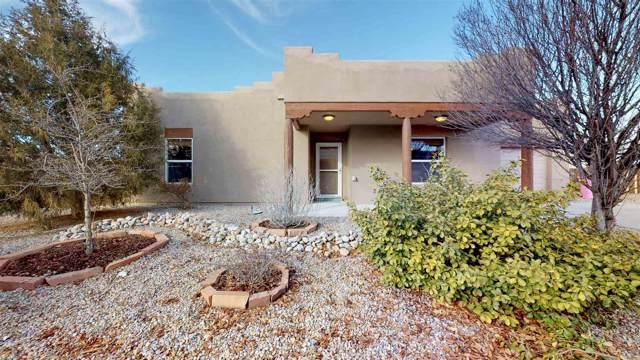 6480 Paseo Del Sol, Santa Fe, NM 87507 (MLS #201905315) :: The Very Best of Santa Fe
