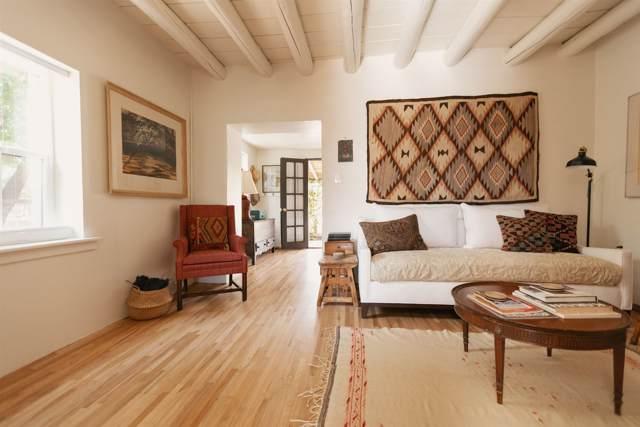 410 Apodaca Hill, Santa Fe, NM 87501 (MLS #201905317) :: The Very Best of Santa Fe