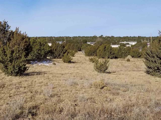14B Paradise Rd, Edgewood, NM 87015 (MLS #201905329) :: The Very Best of Santa Fe