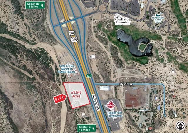 17747 U.S. Highway 84/285, Santa Fe, NM 87506 (MLS #201905368) :: The Desmond Hamilton Group