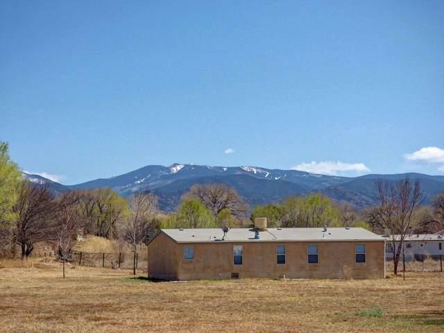 12 A Molino Viejo, Santa Fe, NM 87506 (MLS #201905370) :: The Very Best of Santa Fe