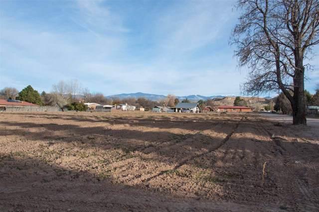 1137 Private Drive Parcel G-3-1, La Mesilla, NM 87532 (MLS #201905397) :: Summit Group Real Estate Professionals