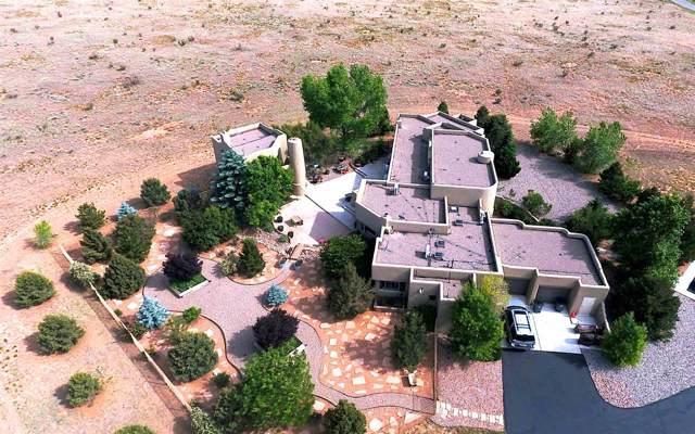 227 San Marcos Loop, Santa Fe, NM 87505 (MLS #201905408) :: The Desmond Hamilton Group
