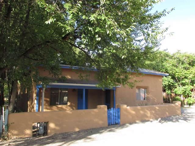 309 Camino Del Sol, Espanola, NM 87532 (MLS #201905422) :: The Desmond Group