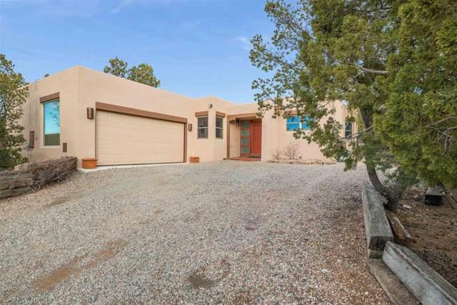308 Calle Estado, Santa Fe, NM 87501 (MLS #201905424) :: The Desmond Group