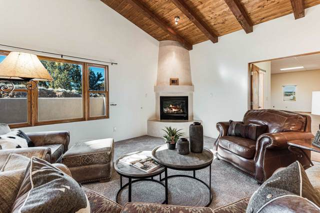 116 Rito Guicu, Santa Fe, NM 87507 (MLS #201905456) :: The Very Best of Santa Fe