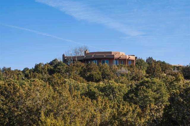 16A Camino Calabasas, Santa Fe, NM 87506 (MLS #201905459) :: The Very Best of Santa Fe