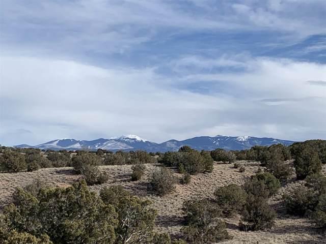 70 Via Del Caballo (Tesoro Enclave, Lot 128), Santa Fe, NM 87506 (MLS #201905461) :: The Desmond Group