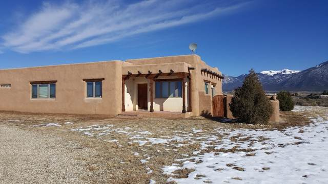 7 Rock Garden Gully Road, El Prado, NM 87529 (MLS #201905468) :: The Desmond Group
