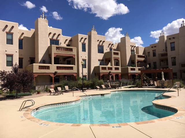 1405 Vegas Verdes Dr Unit 140 & Unit, Santa Fe, NM 87507 (MLS #201905487) :: The Very Best of Santa Fe