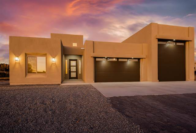 15 Via Sole, Bernalillo, NM 87001 (MLS #201905511) :: The Very Best of Santa Fe