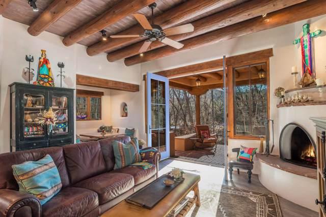 1474 Bishops Lodge Road, Santa Fe, NM 87506 (MLS #202000002) :: The Desmond Group