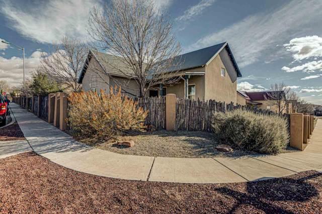 7116 Plaza Central, Santa Fe, NM 87507 (MLS #202000010) :: The Very Best of Santa Fe