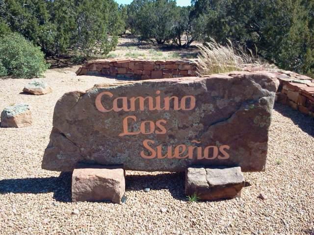 34 Camino Los Suenos Lot 15, Santa Fe, NM 87506 (MLS #202000018) :: Berkshire Hathaway HomeServices Santa Fe Real Estate