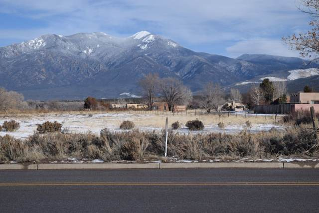 * Cruz Alta Road, Taos, NM 87571 (MLS #202000022) :: The Desmond Group