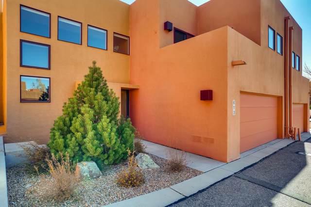 613 Avenida Colima, Santa Fe, NM 87506 (MLS #202000024) :: The Very Best of Santa Fe