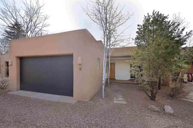 729 E Palace B, Santa Fe, NM 87501 (MLS #202000053) :: The Desmond Group