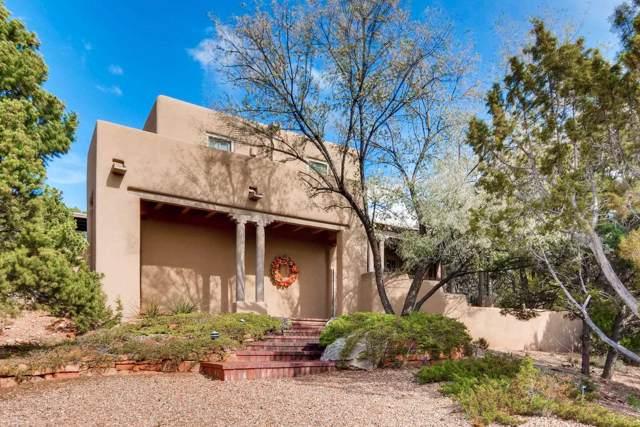 6 Arroyo Vista, Santa Fe, NM 87505 (MLS #202000056) :: The Very Best of Santa Fe