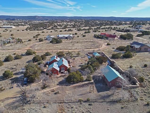 35 B Bishop Lamy Road, Lamy, NM 87540 (MLS #202000088) :: The Very Best of Santa Fe