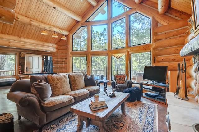 35 Tres Lagunas, Pecos, NM 87552 (MLS #202000092) :: Berkshire Hathaway HomeServices Santa Fe Real Estate