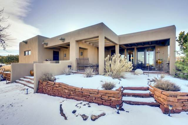 22 Camino Montuoso, Santa Fe, NM 87506 (MLS #202000095) :: The Desmond Group