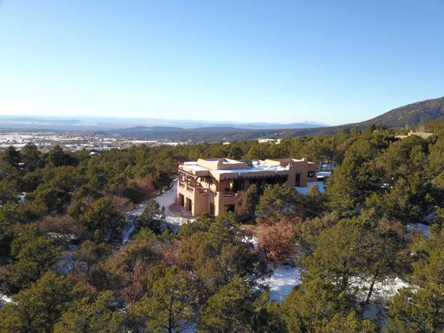 63 Calle Coyote, Taos, NM 87571 (MLS #202000124) :: The Desmond Group