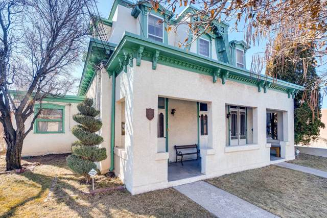 324 Read Street, Santa Fe, NM 87501 (MLS #202000141) :: The Desmond Group