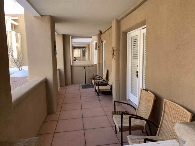 663 Bishops Lodge #31, Santa Fe, NM 87501 (MLS #202000150) :: The Desmond Hamilton Group