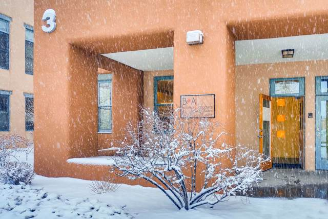 1012 Marquez Place 301 A And B, Santa Fe, NM 87505 (MLS #202000159) :: The Desmond Group