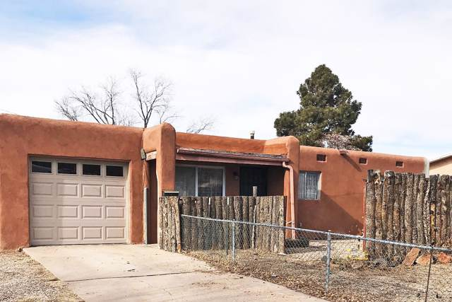 1602 Ben Hur Drive, Santa Fe, NM 87501 (MLS #202000171) :: The Desmond Group