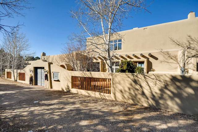 3890 Old Santa Fe Trail, Santa Fe, NM 87505 (MLS #202000211) :: The Desmond Group