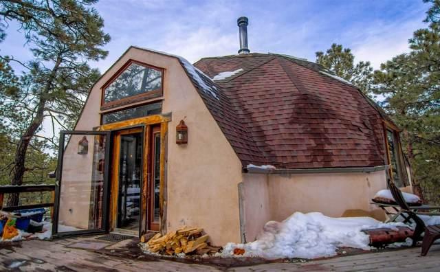 136 Overlook, Santa Fe, NM 87505 (MLS #202000212) :: The Desmond Group