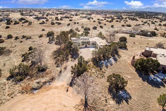 7 Monte Alto, Santa Fe, NM 87508 (MLS #202000215) :: The Desmond Group