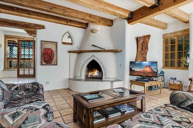 111-B Camino Los Abuelos, Santa Fe, NM 87540 (MLS #202000227) :: The Very Best of Santa Fe
