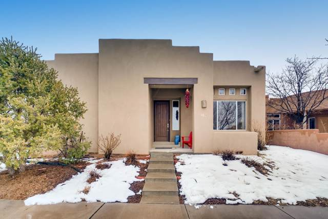 26 Grasslands Trail, Santa Fe, NM 87508 (MLS #202000247) :: Berkshire Hathaway HomeServices Santa Fe Real Estate