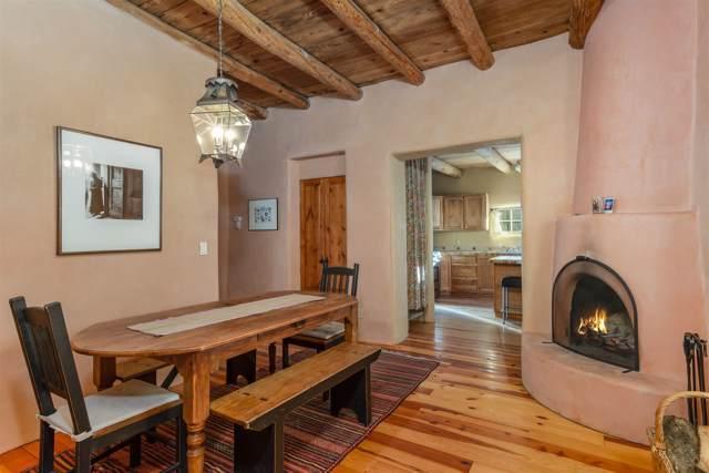 738 1/2 Agua Fria, Santa Fe, NM 87501 (MLS #202000250) :: The Very Best of Santa Fe