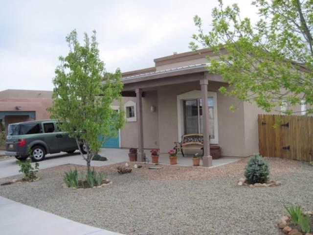 4800 Solecito Circle, Santa Fe, NM 87507 (MLS #202000253) :: The Very Best of Santa Fe