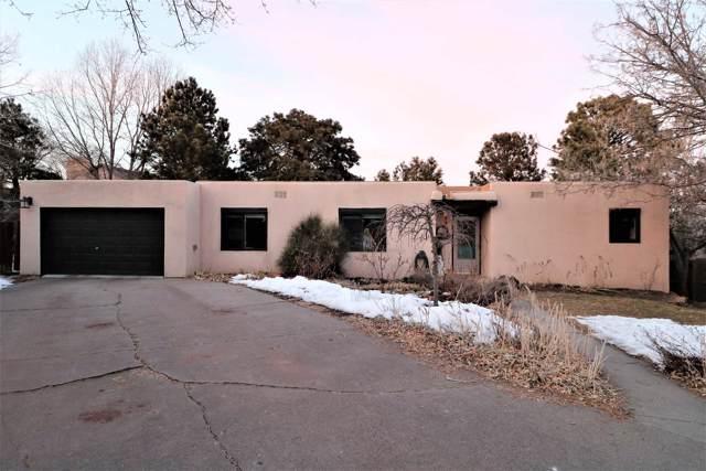904 Capulin Road, Los Alamos, NM 87544 (MLS #202000295) :: The Desmond Hamilton Group